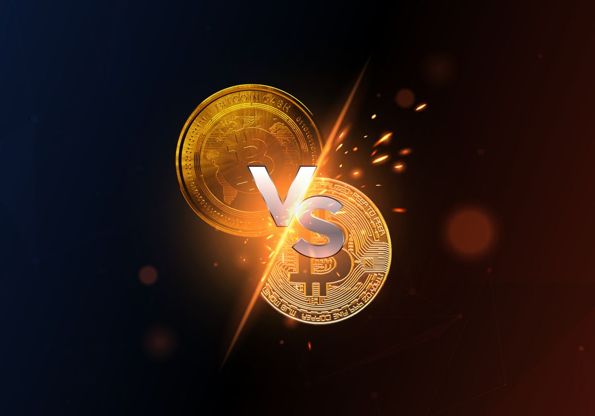 The Difference Between Bitcoin And Bitcoin Cash Stormgain