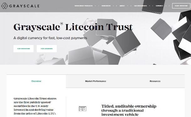 Quỹ tín thác Litecoin