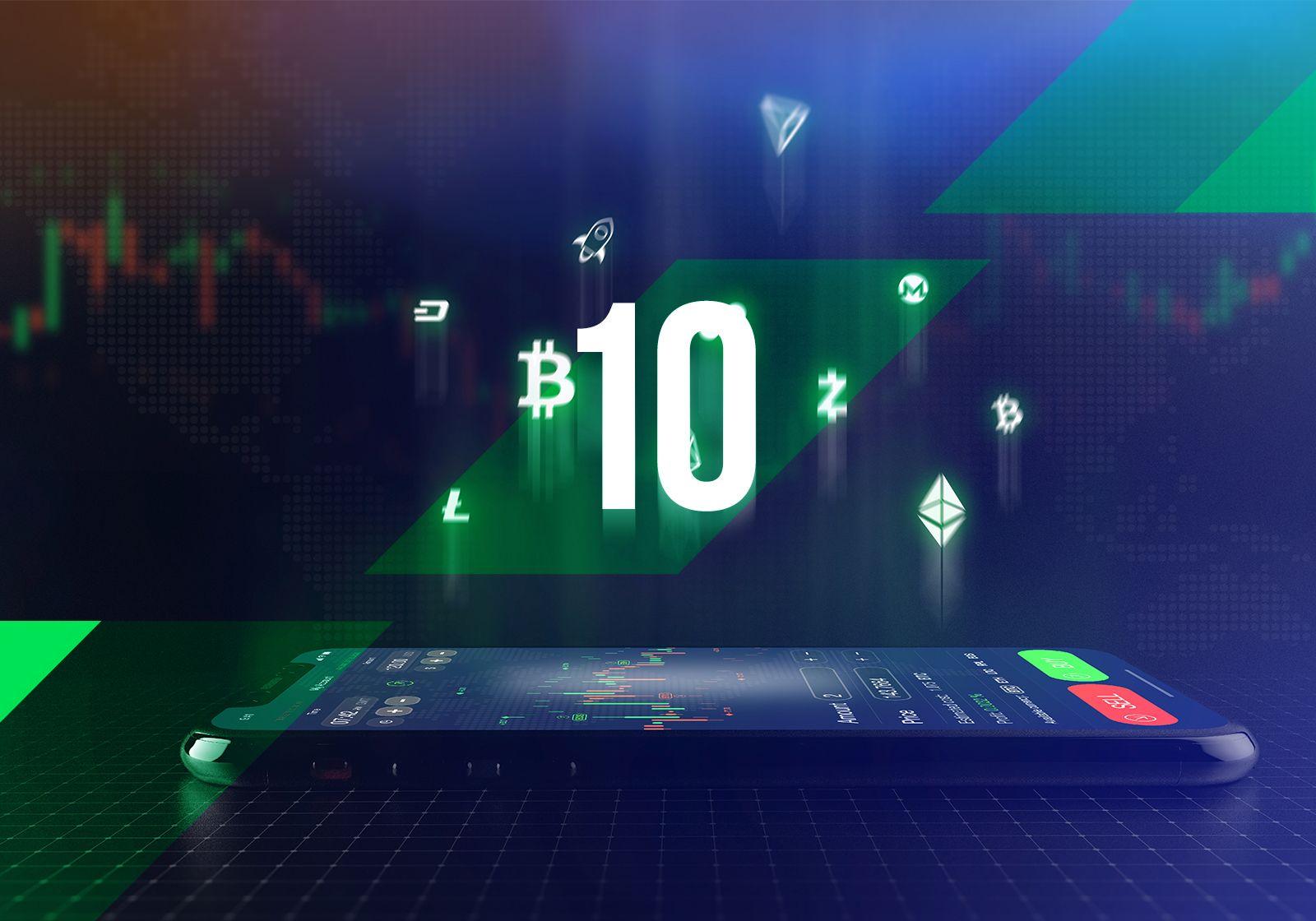 best crypto currencies exchanges